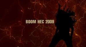 Boom HEC 2009