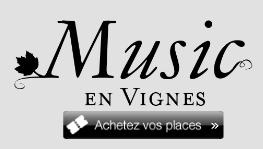 Music en Vignes : billetterie