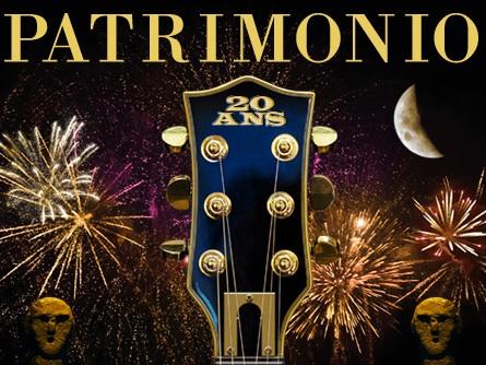 Les pass des 20° Nuits de la guitare de Patrimonio en vente!!!