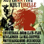 Flyer Alternative Kulturelle