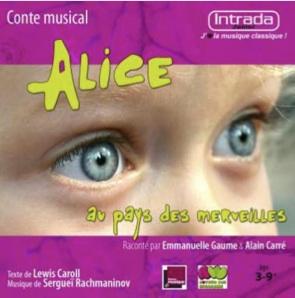 Billetterie dématérialisée de la pièce Alice au Pays des Merveilles