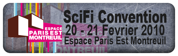 Résas pour la convention Scifi