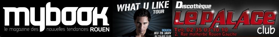 What U Like Tour organisé par MyBook > resas sur Weezevent