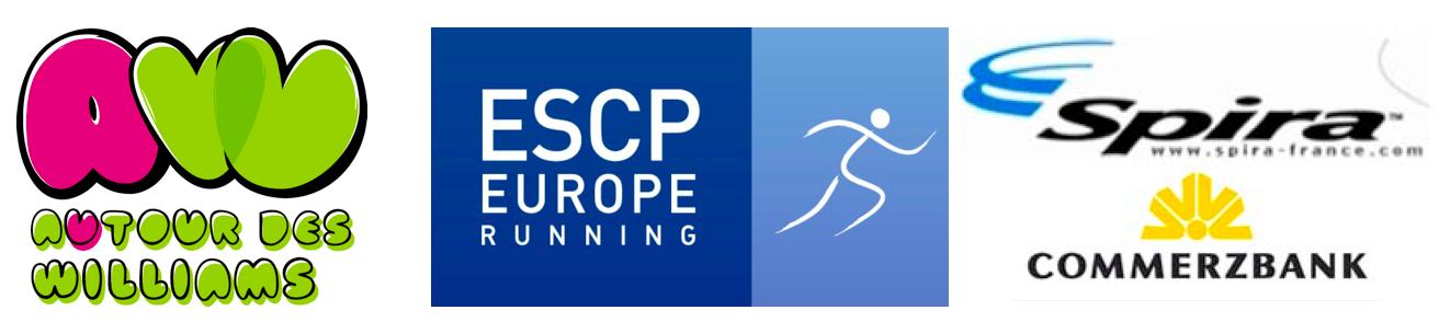 ESCP Europe Running et Autour des Williams: collecte 5marathons