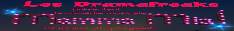 Billetterie de la comédie Musicale Les Dramafreaks