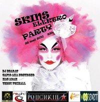 Skins Elektro Party