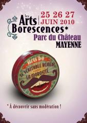 Festival Les Arts Borescences