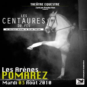 """""""Les Centaures du Feu"""" entrent dans l'arène!"""