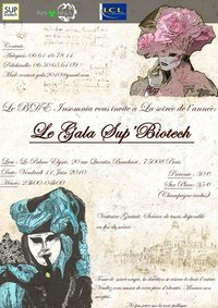 Gala 2010 Sup'Biotech