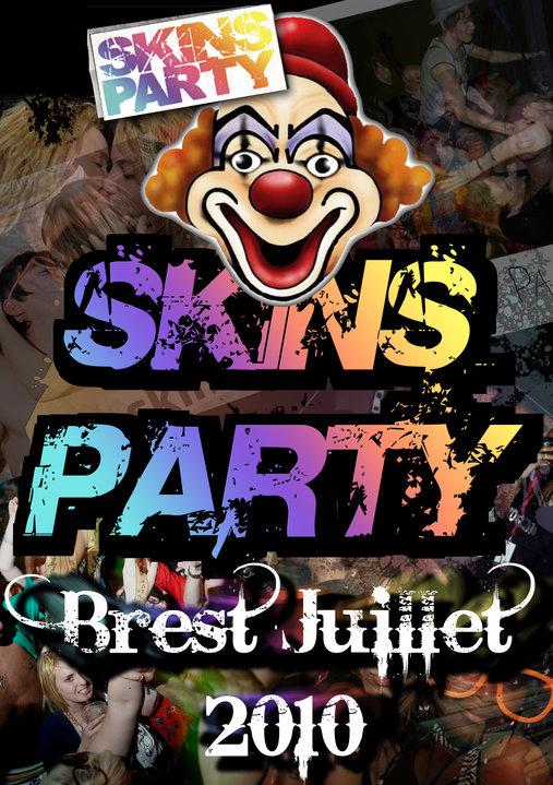 Préventes Skins Party à Brest