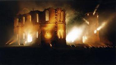 Soirée Château àFontenay Tresigny