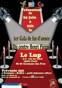Les élèves du centre Henri Piéron veulent créer une billetterie pour le Gala