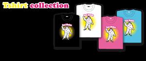 Produits dérivés d'évènements: des T-Shirts pour Galacticut
