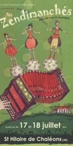 Billetterie ouverte pour le festival «Les Zendimanchés»