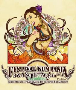 Le festival Kumpania ouvre sa billetterie en ligne!