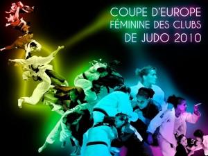 Préventes disponibles pour la coupe d'Europe de judo féminin!