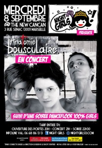 E-tickets de concerts en club !