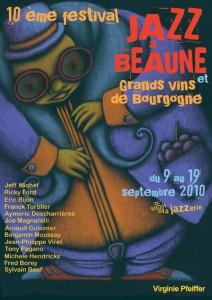Le festival Jazz aBeaune lance sa billetterie internet avec weezevent!