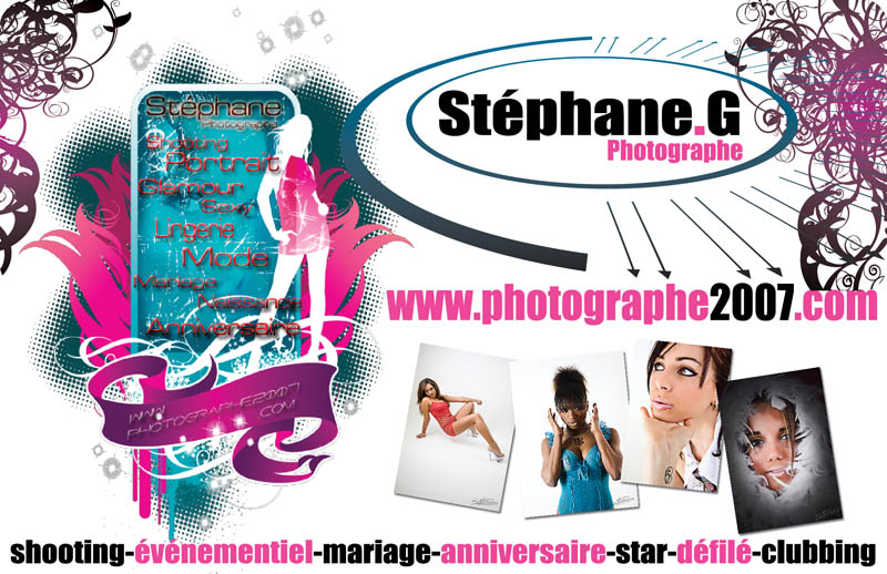 Billetterie informatique de photographe