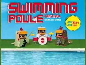 Billetterie et préventes du swimming poule festival!