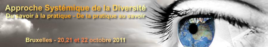 Inscriptions en ligne pour la conférence Systemica de Bruxelles