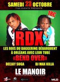 Soirée RDX by Tiss Event avec Weezevent
