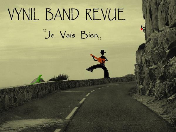 Resas du concert de Vynil band revue et Yann Ayme àla Scène Bastille