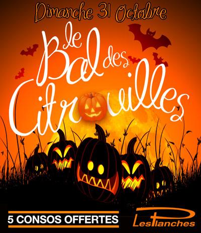 Billetterie et préventes pour les soirées d'Halloween