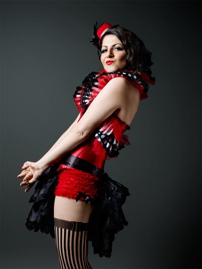 Show Burlesque au théâtre des étoiles: une billetterie weezevent