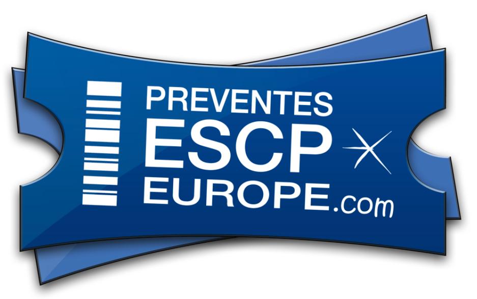 Preventes ESCP-EUROPE avec WEEZEVENT