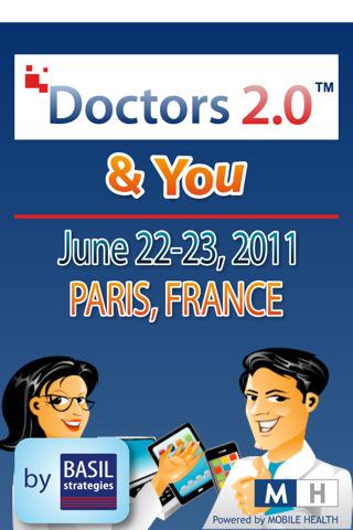 Les inscriptions en ligne de Doctors 2.0