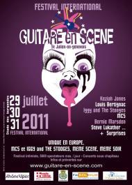 Billetterie du festival Guitare en Scène