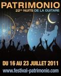 22ème Nuits de la Guitare de Patrimonio