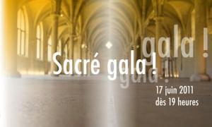 Billetterie Sacré gala! organisé par l'IPJ-Dauphine