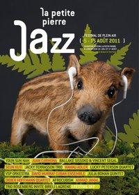"""9ème édition du Festival """"au grès du Jazz"""" de la Petite Pierre : réservez vos billets directement en ligne!"""