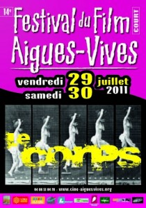 Réservez vos places pour le festival du film court d'Aigues Vives