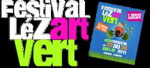 Billetterie électronique du festival Lézard Vert