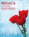 Billetterie en ligne pour la 16ème édition du festival Musicalta