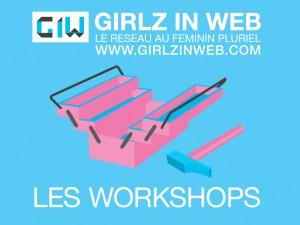 Billeterie Girlz In Web online avec Weezevent
