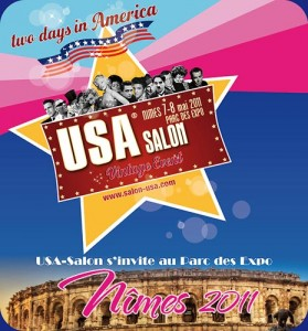 Fan de Vintage : ne ratez pas le salon USA 2012 propulsé par la billetterie Weezevent