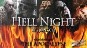Spotlight Events présente la convention The Apocalypse, avec le mini-site de la billetterie Weezevent