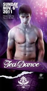 Participer àla nouvelle soirée Tea Dance Gay en utilisant la billetterie Weezevent