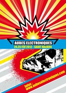 La billetterie pour organisateur Weezevent présente le nouveau festival électro : Aubes Electroniques