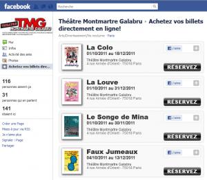 Intégrez votre multi billetterie àvotre page Facebook avec Weezevent!
