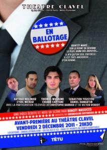 Mettre en place une billetterie pour tout types de spectacles comme le théâtre Clavel