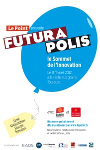 Participer à Futurapolis, le forum de l'innovation, avec la billetterie sur mesure Weezevent