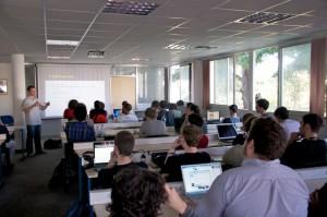 La SINS (System Integration and Network Session) utilise la billetterie sur mesure Weezevent