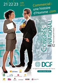 Le Congrès National des Dirigeants Commerciaux de France (DCF) utilise un nouveau système de billetterie