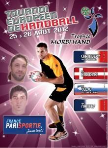 Venez assister àla finale du Tournoi Européen de Handball avec la billetterie en ligne weezevent