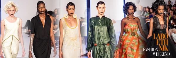 Le Labo Ethnik s'équipe avec la billetterie en ligne Weezevent pour le salon Fashion Week-end